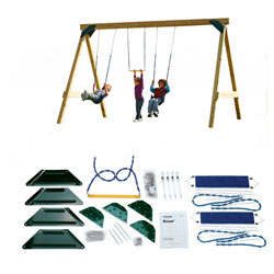 Scout Swing Set Hardware Kit- Project 145