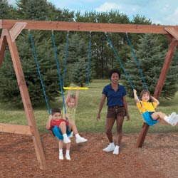 Scout Swing Set - Project 135