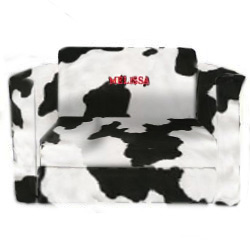 Cow Print Sofa Sleeper