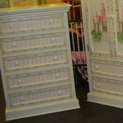Princess Dreams Dresser