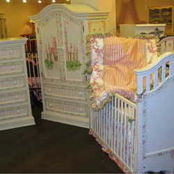 Enchanted Castle Nursery Collection