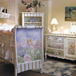 Glitter Garden Nursery Collection