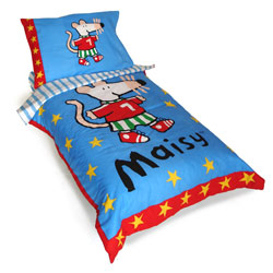 Maisy Star Toddler Bedding