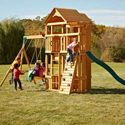 Mountain Hollow Swing Set