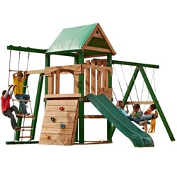 The Grand Trekker Swing Set