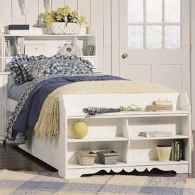 Summerhaven Bookcase Bed