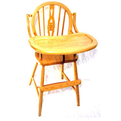 Windsor Wooden Highchair