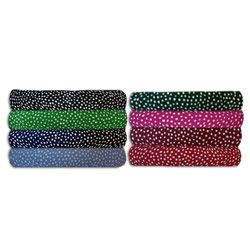Fun Dots Cotton Porta Crib Sheet
