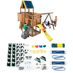 Kodiak Swing Set Hardware Kit- Project 514