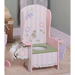 Bouquet Potty Chair