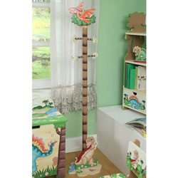 Dinosaur Kingdom Coat Rack