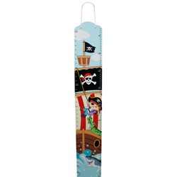 Pirate Island Growth Chart