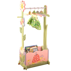 Magic Garden Dress Up Valet Rack