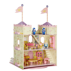 Princess Play Castle