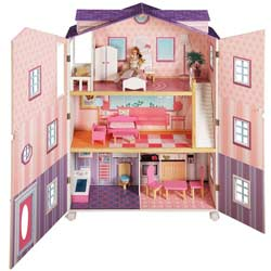 New York Mansion Dollhouse