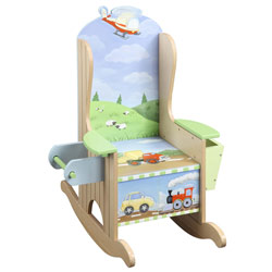 Ride Around Potty Chair