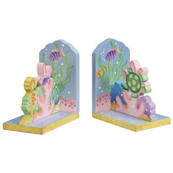 Under The Sea Bookends