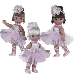 Ballerina Bliss Best Friends Dolls