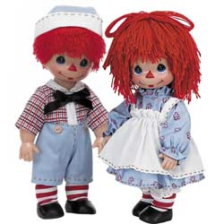 Timeless Traditions-Raggedy Ann and Andy