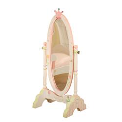 Princess and Frog Floor Mirror by Teamson