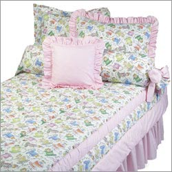 Tea Party Twin Bedding