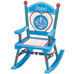 Toddler's Time Out Mini Rocker