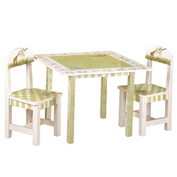 Alphabet Children's Table & Chair Set