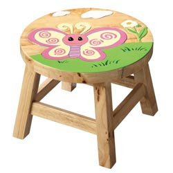 Magic Garden Outdoor Butterfly Stool