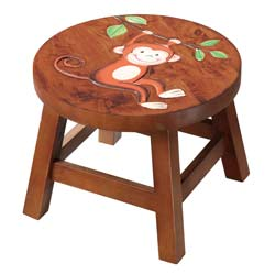 Sunny Safari Outdoor Monkey Stool