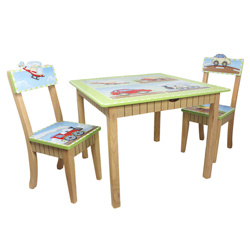 Ride Around Table & Chair Set