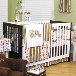 Dr Seuss Abc Crib Bedding