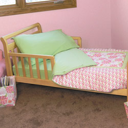 Hula Toddler Bedding