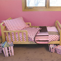 Maya Toddler Bedding Set