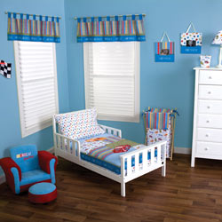 NASCAR� Toddler Bedding Set