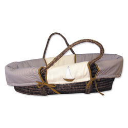 Yacht Club Moses Basket