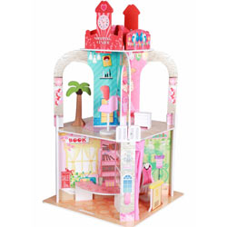 Shopping Center Doll House