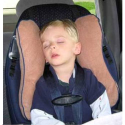 Toddler Coddler Car Seat Head Support Pillow