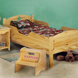 Traditional Toddler Furniture Collection