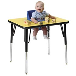 One Seat Toddler Table