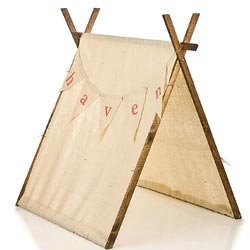 Personalized Childrens Teepee