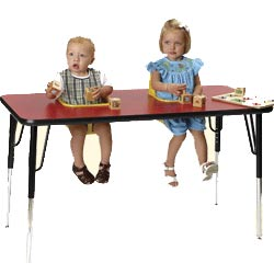 Two Seat Toddler Table