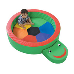 Turtle Play Yard