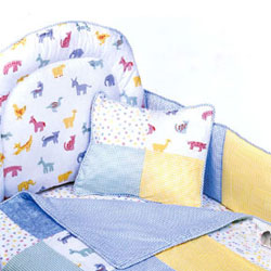 Noah's Ark Baby Crib Bedding