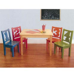 1234 Table & Chair Set