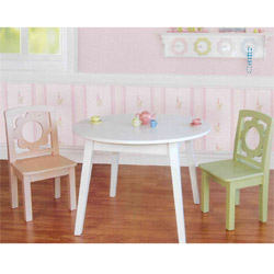 Pretty Petals Table & Chair Set
