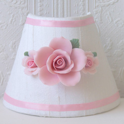 Porcelain Roses Night Light