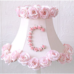 Roses Personalized Lamp Shade