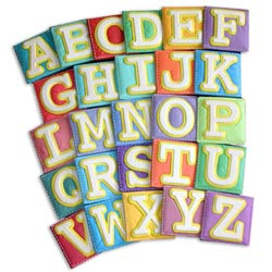 3D Talking Wall Letters