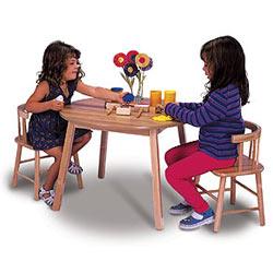 Children's Table & Chair Set