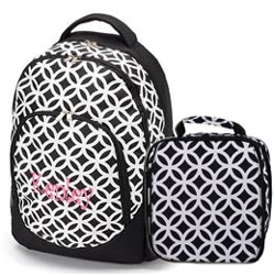 Sadie Backpack 'n Lunch Bag Set